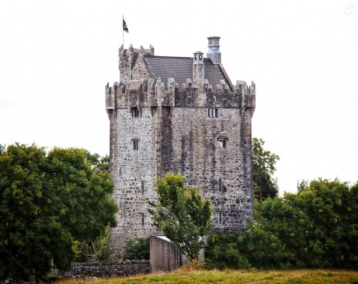 Affordable Castle Stays Caher Castle AirBNB