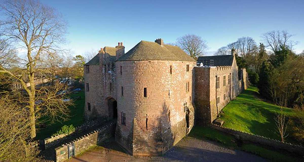 Affordable Castle Stays St Briavels Gloucestershire England