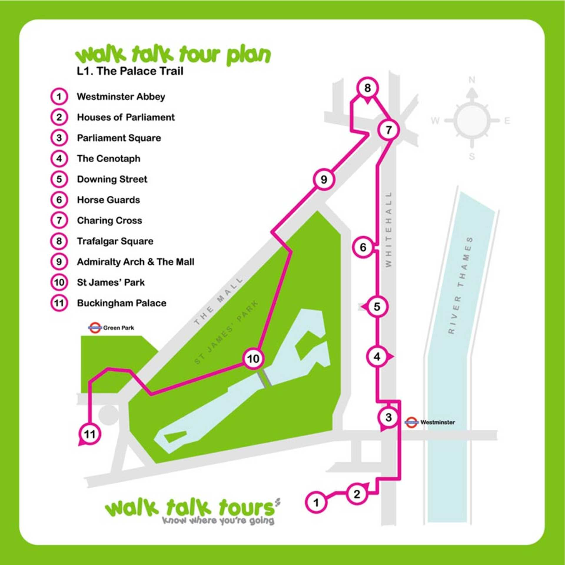 Walk-Palace-MP3-Route