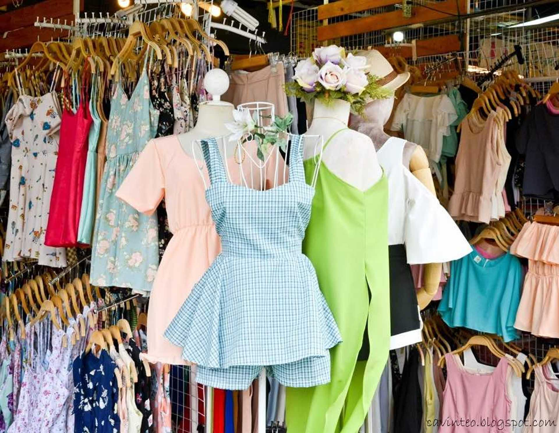 Korean-inspired apparels to elevate your style game Chatuchak Market