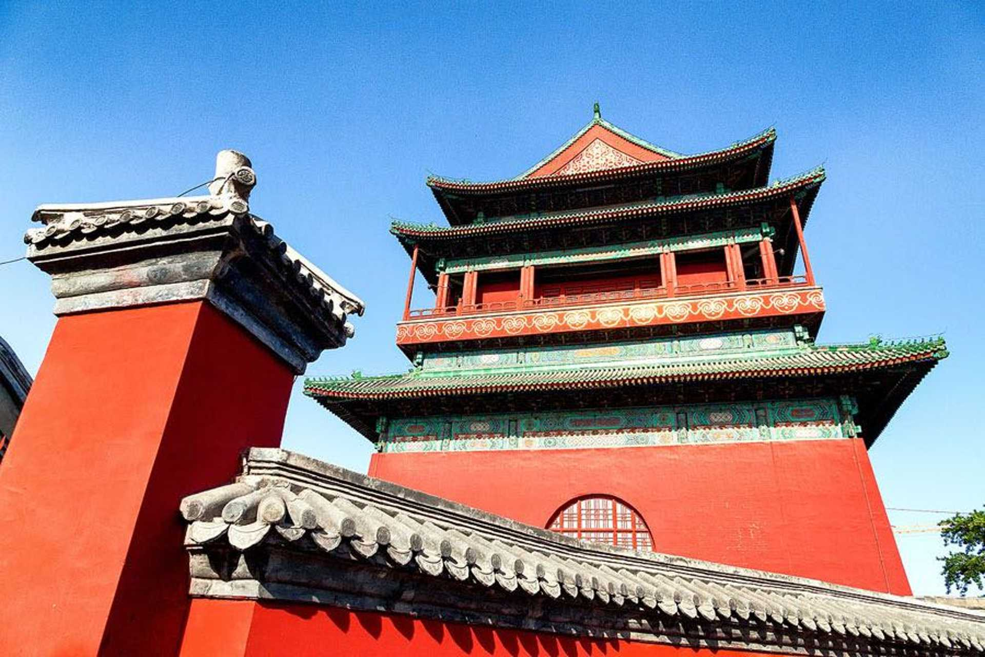 9 - The Drum Tower