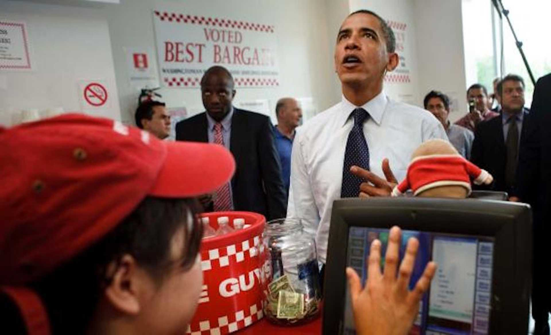 29 - Five Guys and an Obama