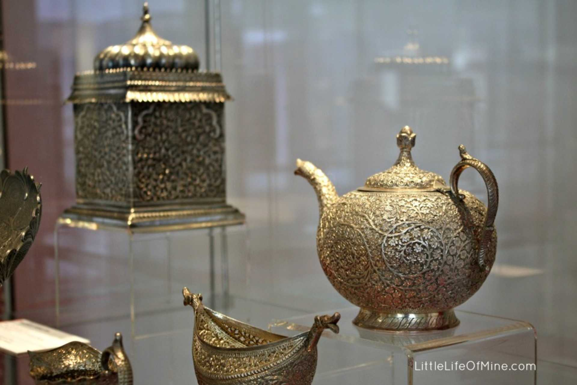 The age-old artefacts at the Islamic Arts Museum