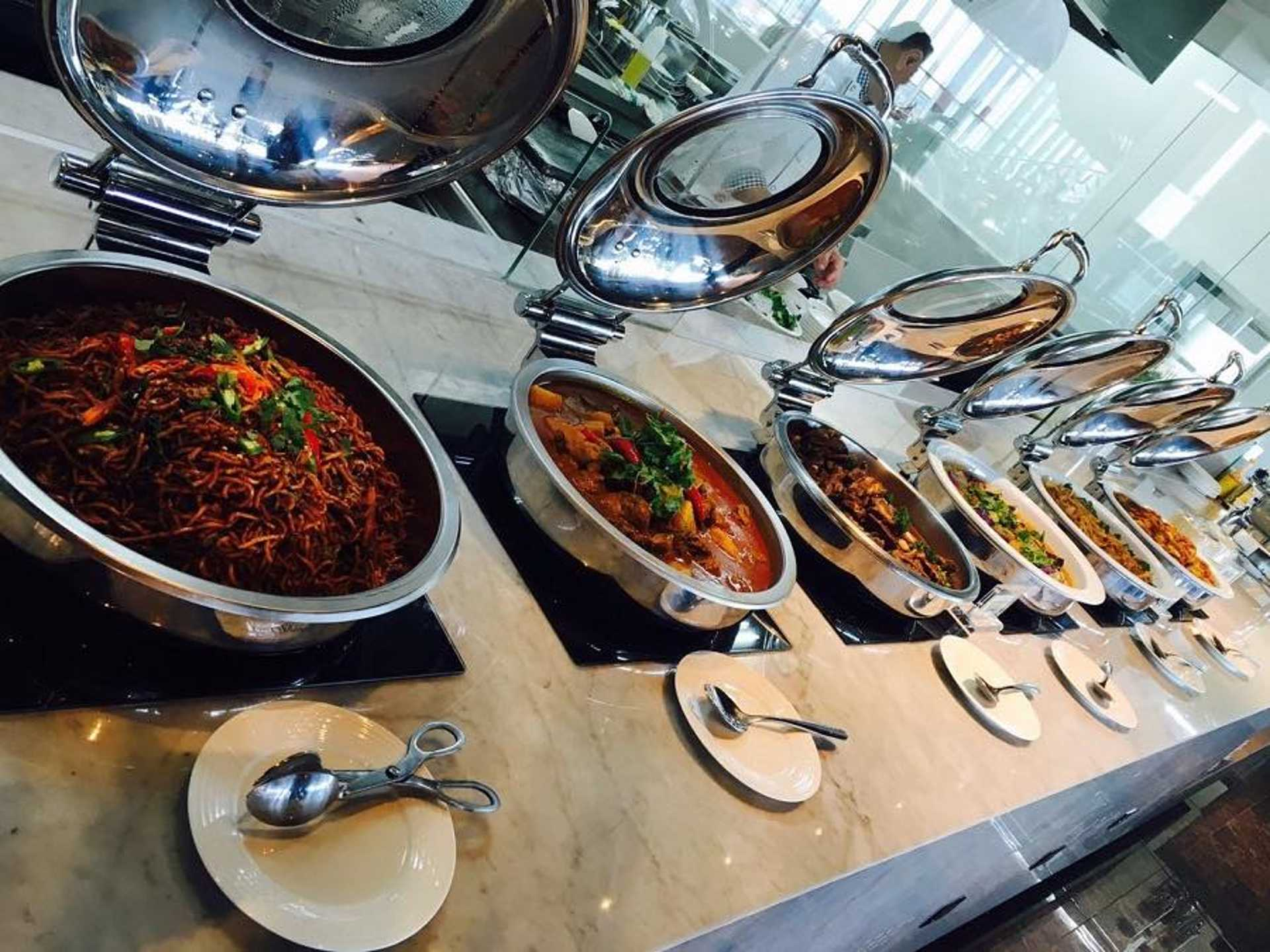 A Ramadhan buffet without a finish line