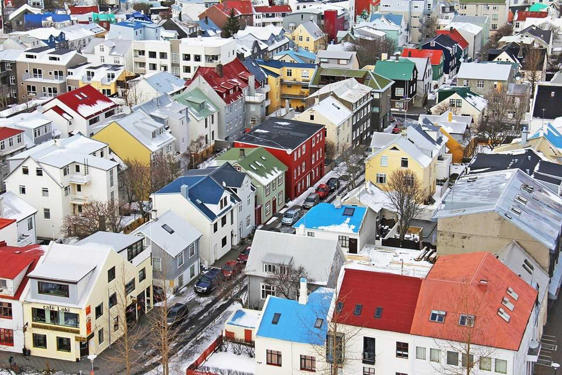 12 - Houses Iceland