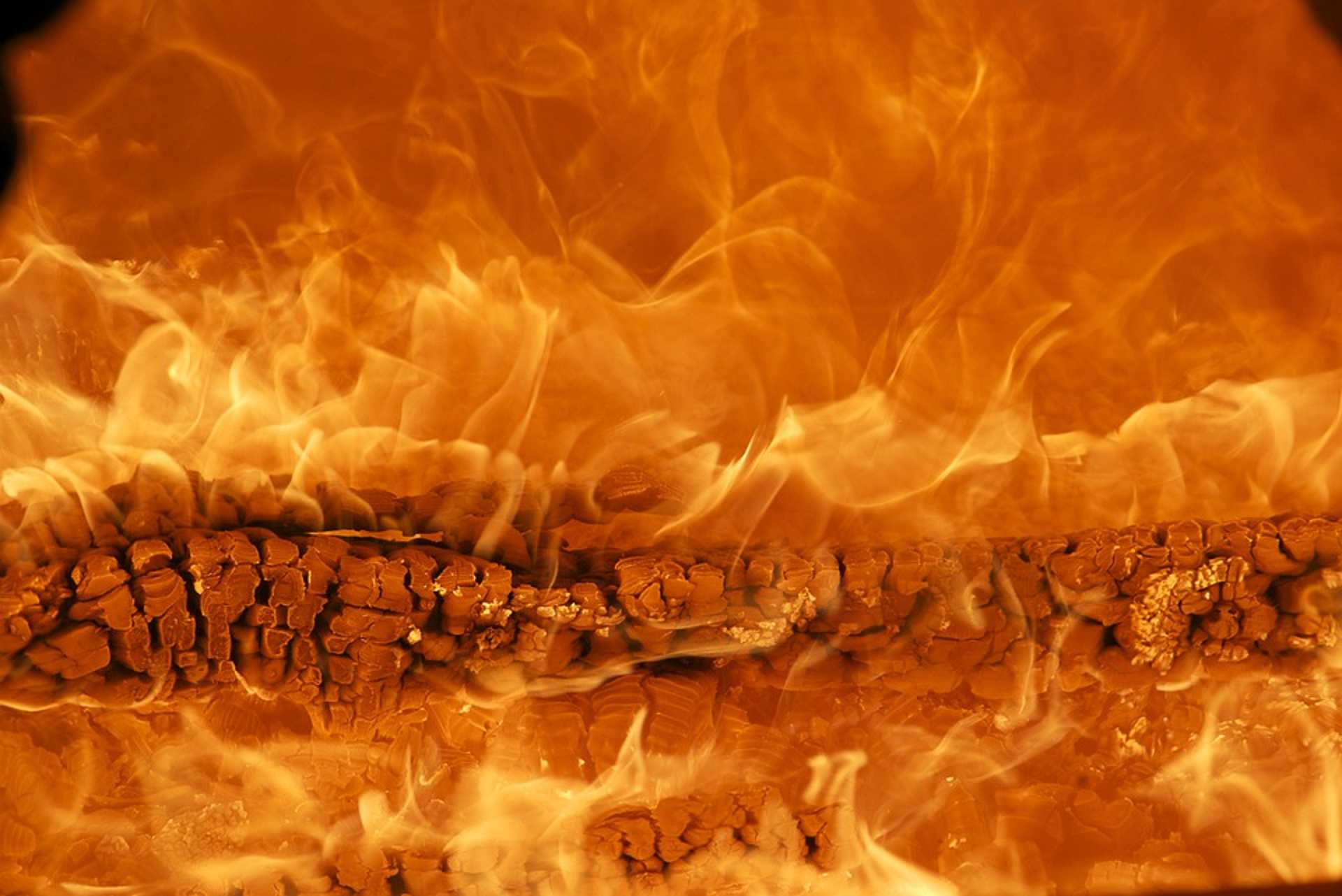 Fire, Wood Fire, Flame, Burn, Brand, Embers, Glow, Heat