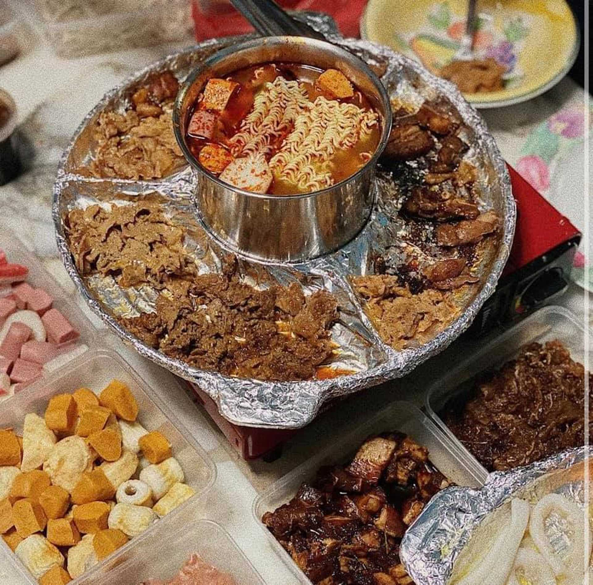 halal steamboat delivery