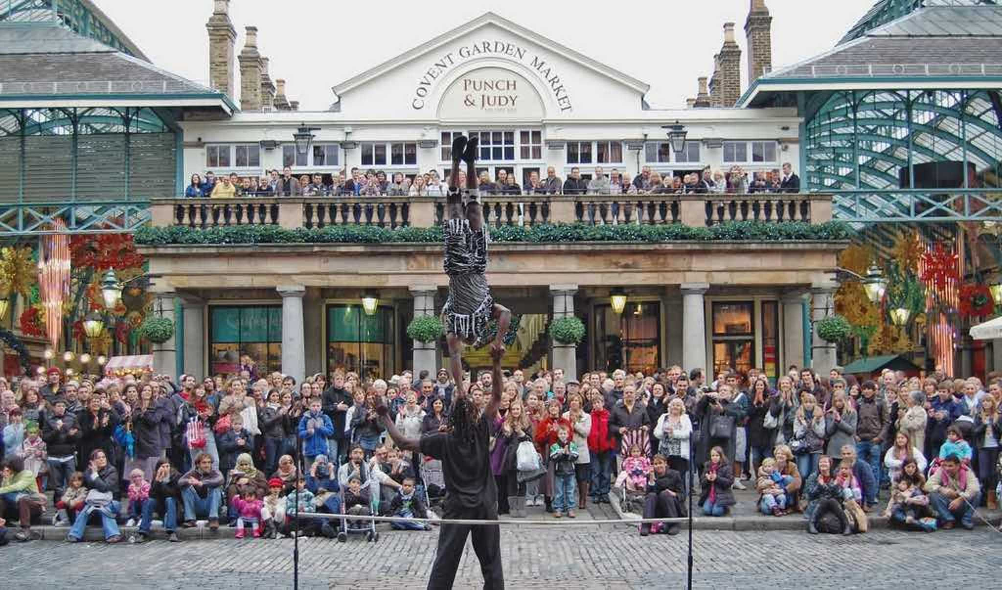 entertainers covent garden