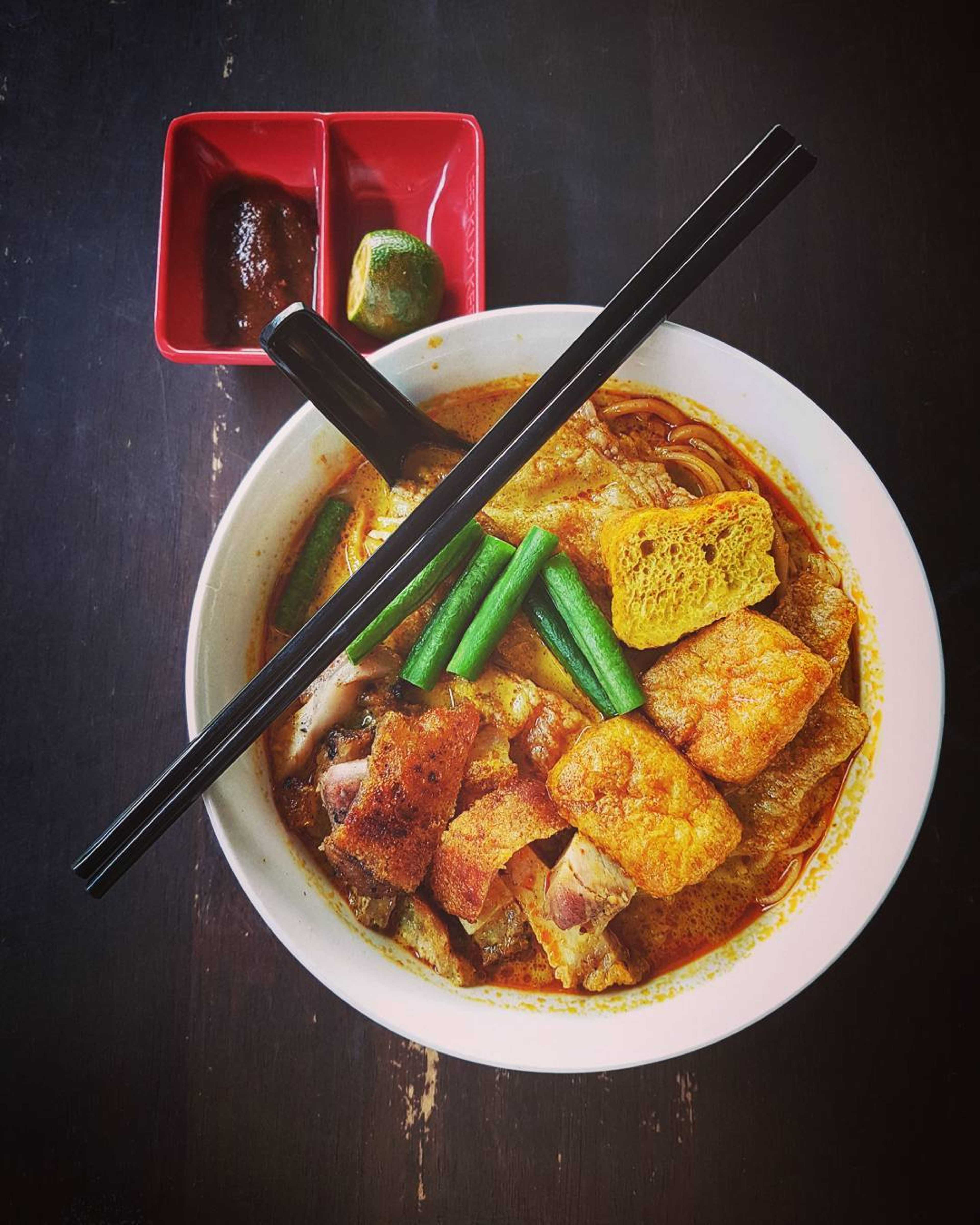 18 - Curry Mee